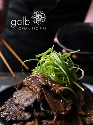 Galbi Korean BBQ Short Ribs