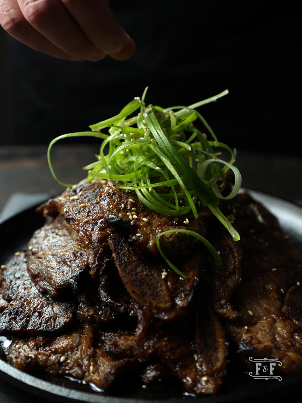 Galbi Korean BBQ Shortribs
