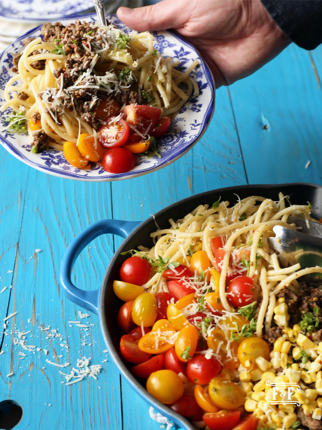 Ciao-Summer-Pasta-with-Meatsauce4