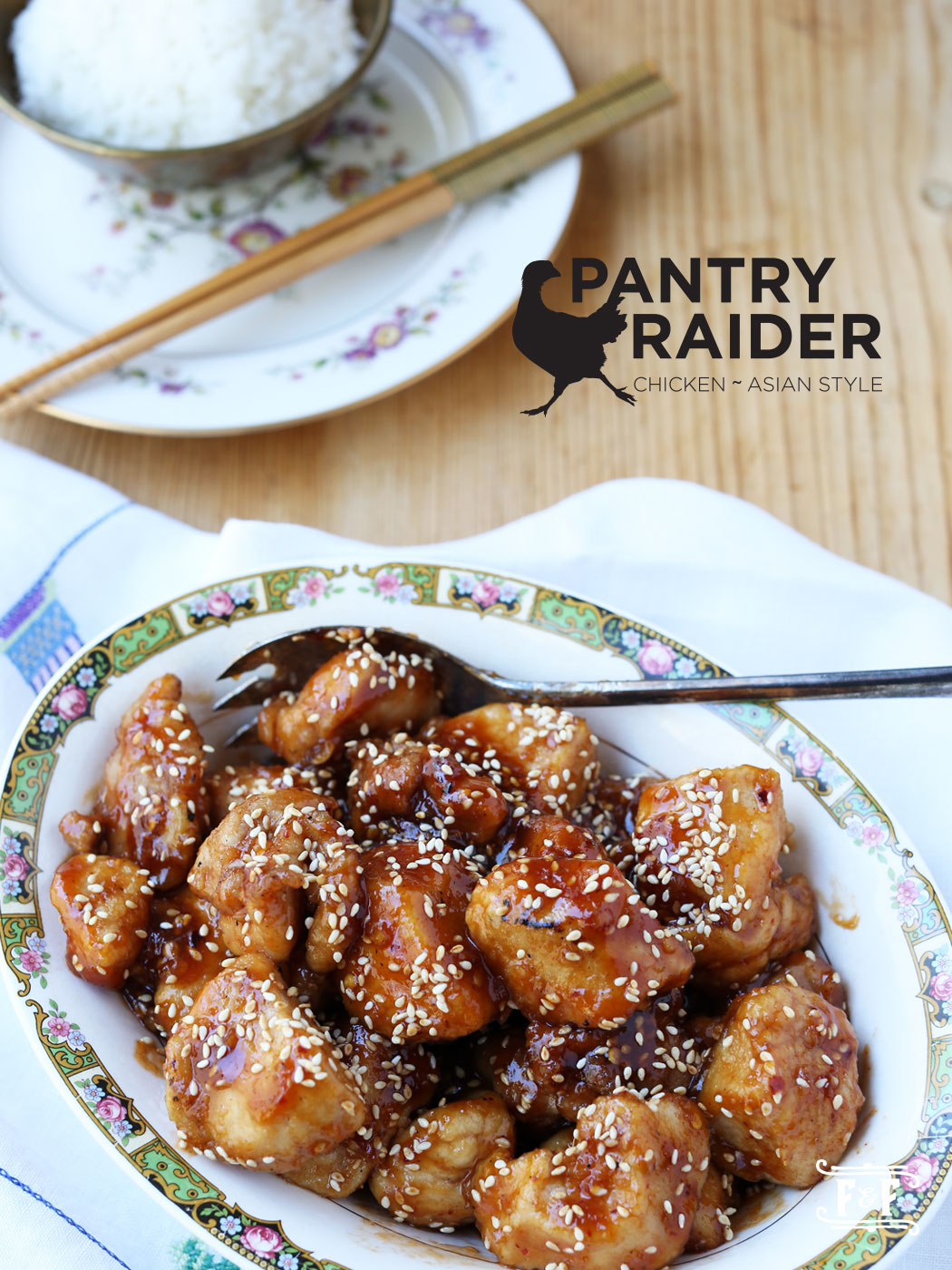 Pantry Raider Chicken Asian Style