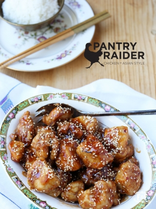 Pantry Raider Chicken - Asian Style