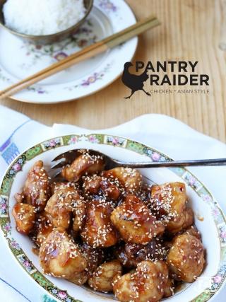 Pantry Raider Chicken - Asian Style