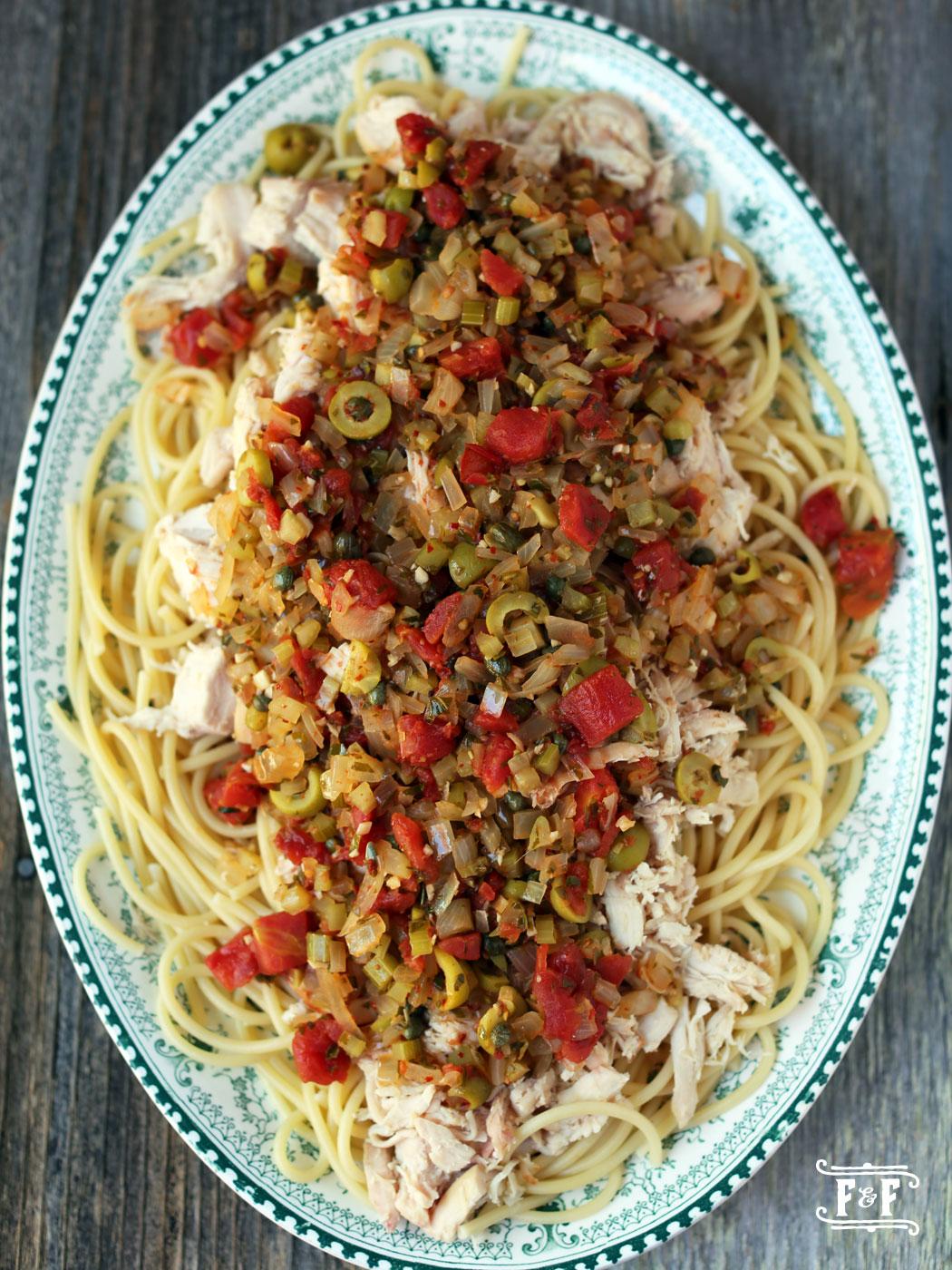 Spicy Chicken Apulia