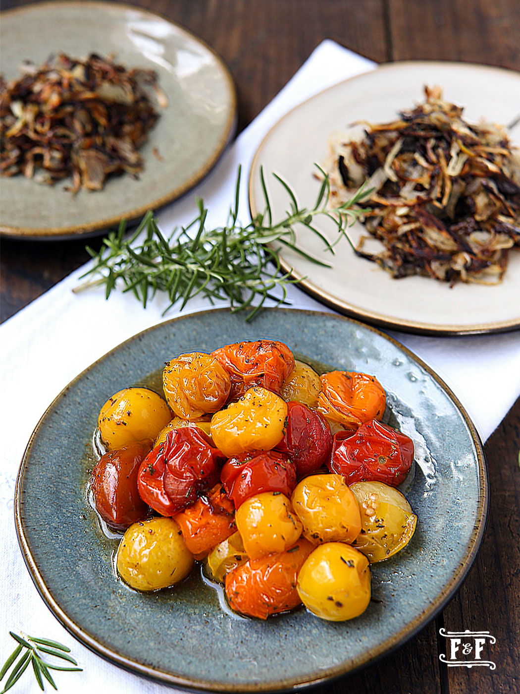 Cherry Tomato Compote with Sweet Onion & Rosemary | Flavor ...