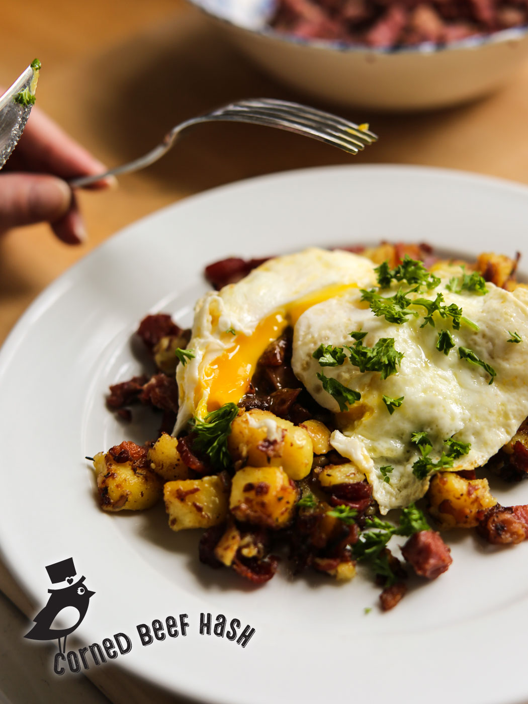 Eating On St Patrick's Day (and A Fab Recipe For Corned Beef Hash ...