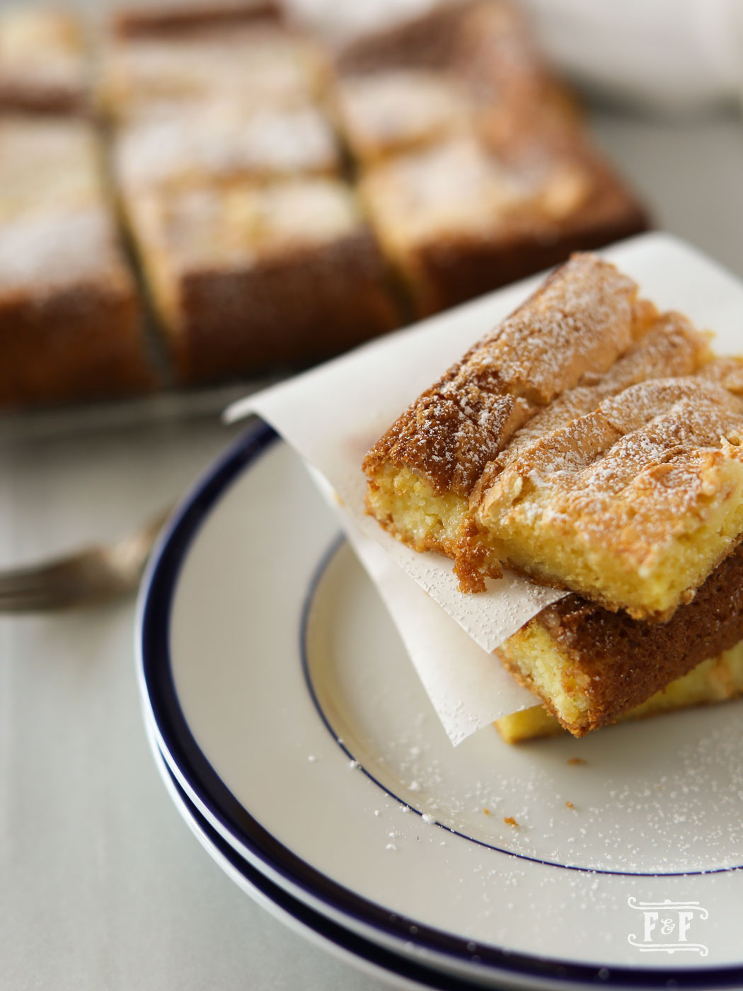 Ooey Gooey Butter Bars