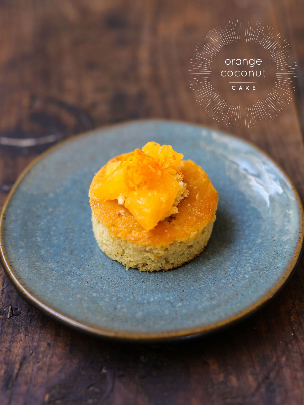 Orange Coconut Cake | Flavor and Friends